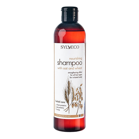 SYLVECO OAT AND WHEAT NOURISHING SHAMPOO