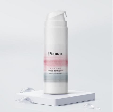 PLANTEA - CREAMY FACE WASH GEL 200ml