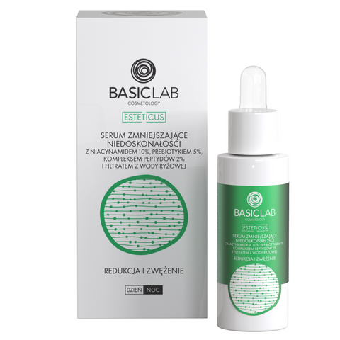 BASIC LAB - ANTI-IMPERFECTIONS SERUM WITH NIACINAMIDE 10% 30ML