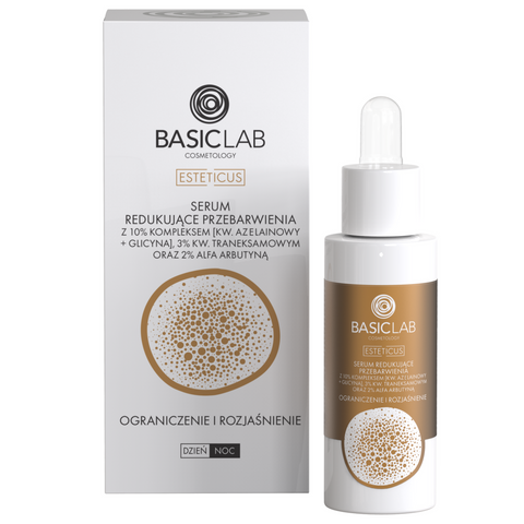 BASIC LAB - DEPIGMENTING SERUM 30ML