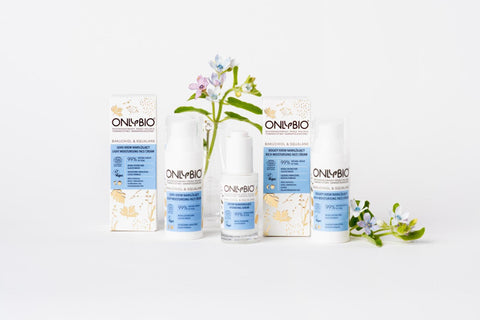 ONLY BIO: BAKUCHIOL & SQUALANE: LIGHT MOISTURIZING FACE CREAM 50ML