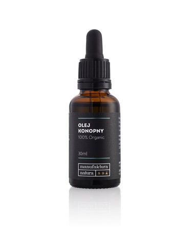 MN - HEMP SEED OIL 30ML