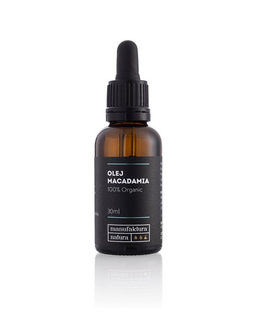 MANUFAKTURA NATURA - MACADAMIA OIL 30ML
