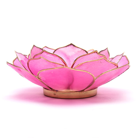 LOTUS TEA LIGHT CANDELIER