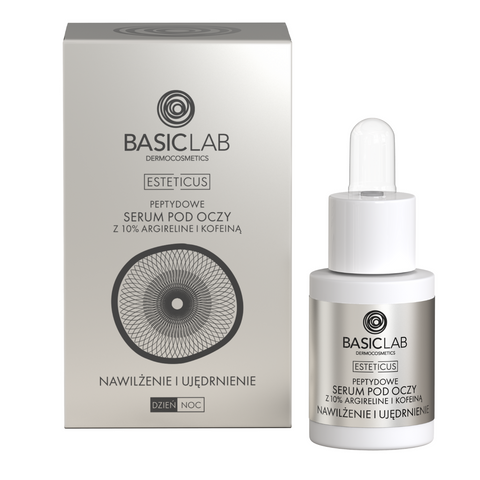 BASIC LAB - EYE SERUM - MOISTURIZING AND FIRMING