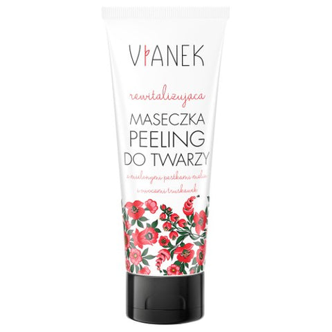 VIANEK REVITALIZING 2-IN-1 FACE SCRUB & MASK
