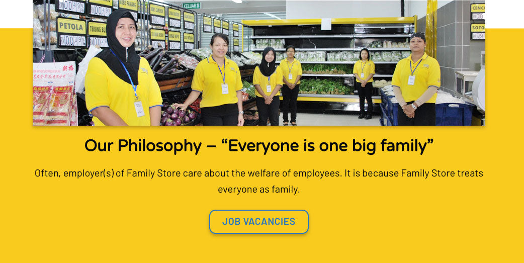 Our-PhilosophyEveryone-is-one-big-family