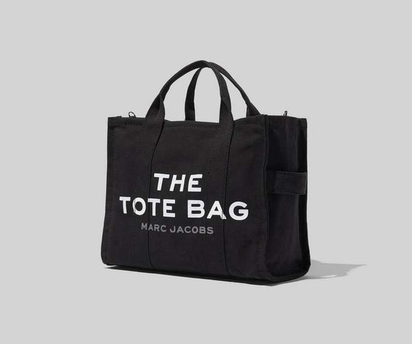 The Small Tote Bag negro