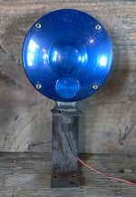 Yankee Turnflex No. 1 Blue Lens Police Light