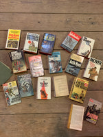 Collection of WWI/WWII Books