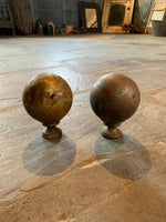 Antique Brass Finial