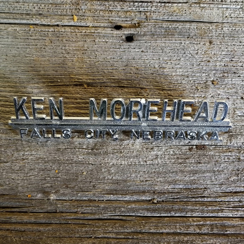 Ken Morehead Dealer Emblem