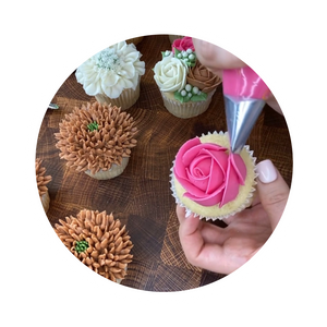 Sweet Bouquets Cupcakes Recommended Resources | Online Recipes with Cutting Board, Butter, and Eggs | SweetBouquetsCupcakes.com