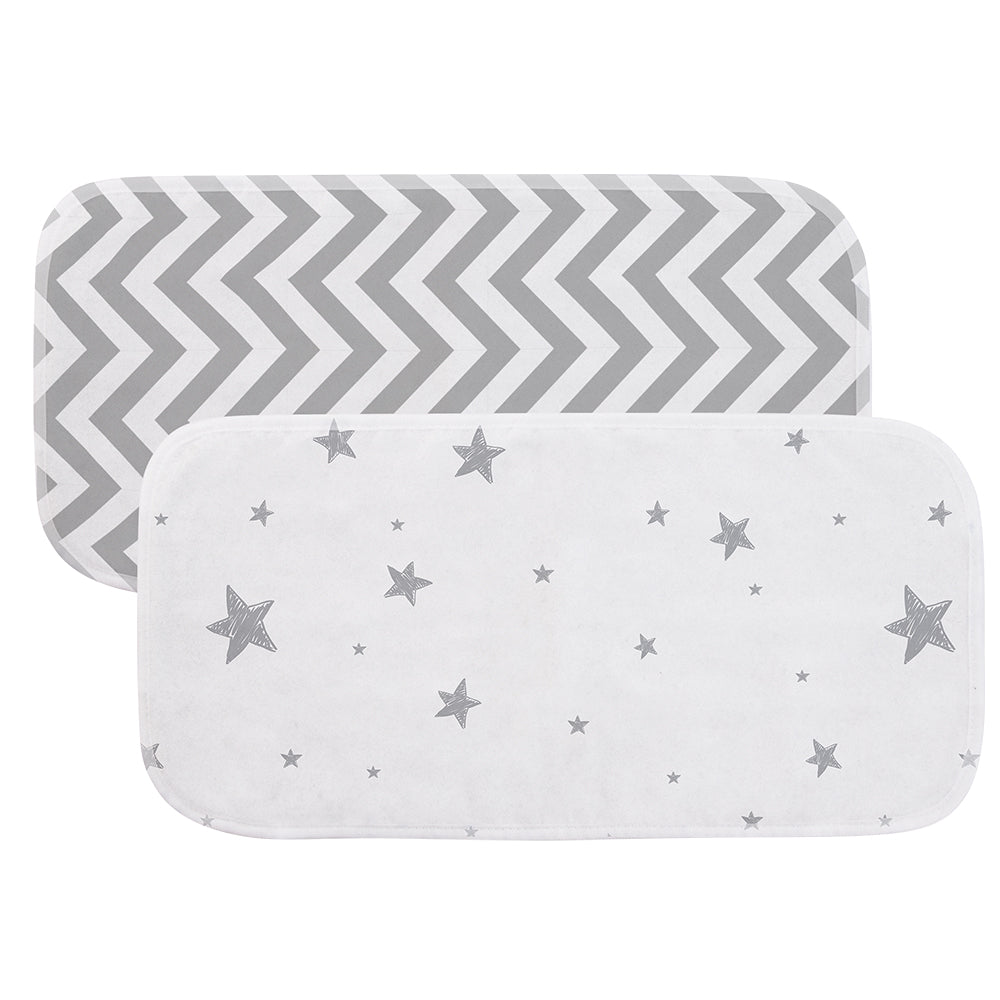 Flannel | Burp Pads 2Pack