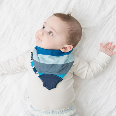 Chew Bib | Blue Ray