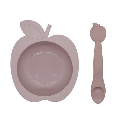 Silicone & Spoon Set
