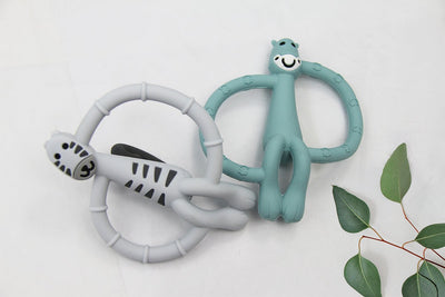 Silisafari | Silicone Teether