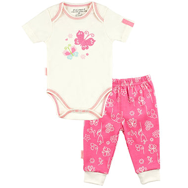 It's My Planet 2 | SS Bodysuit & Play Pant Set