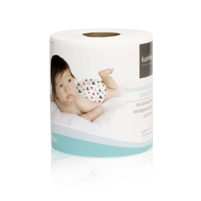 Biodegradable | Diaper Liners