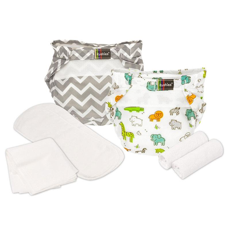 Ultra-Lite Infant Diaper | Trial Pack