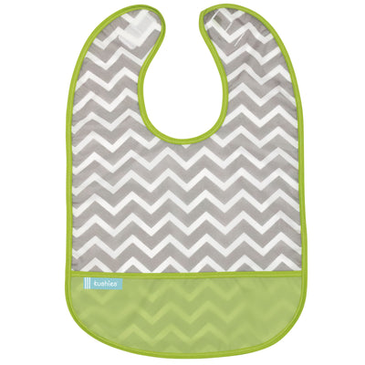 Green Chevron | Cleanbib