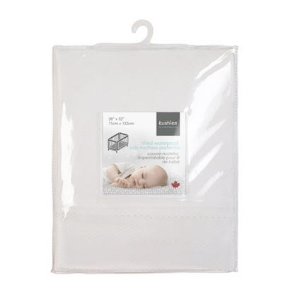 Waterproof | Crib Mattress Protector