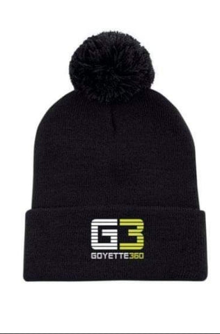 Tuque G3-All Black
