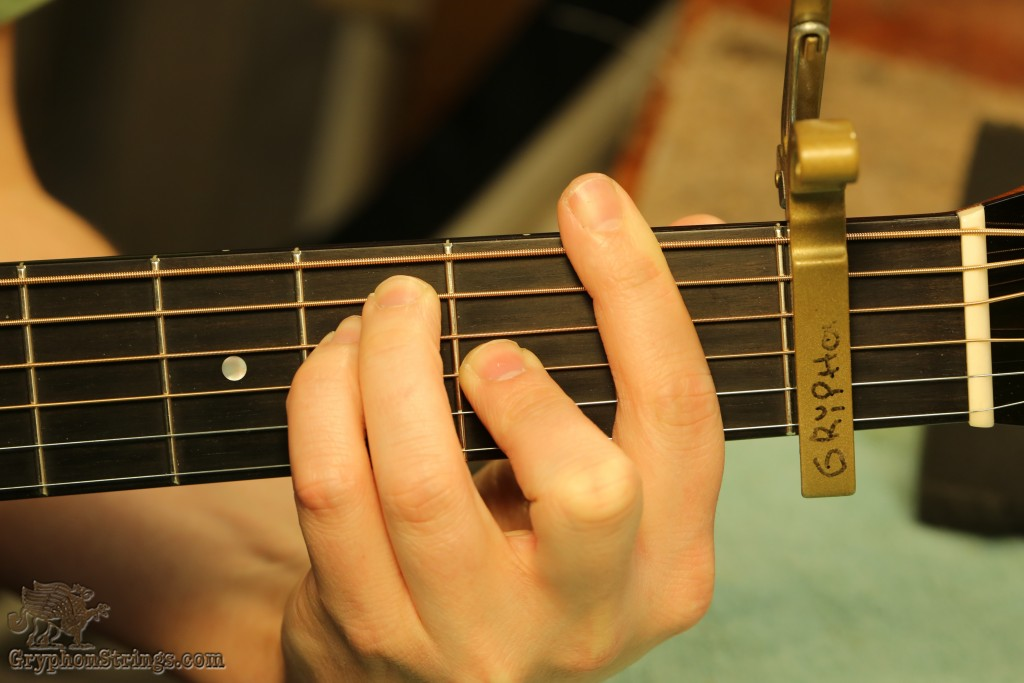 F Chord Watermarked