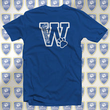 Load image into Gallery viewer, W for Wolves T-Shirt