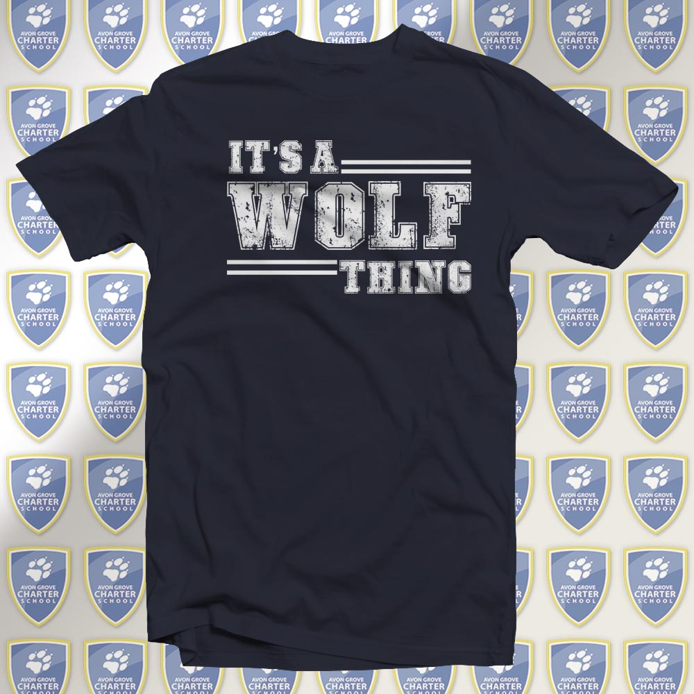 It's A Wolf Thing T-Shirt