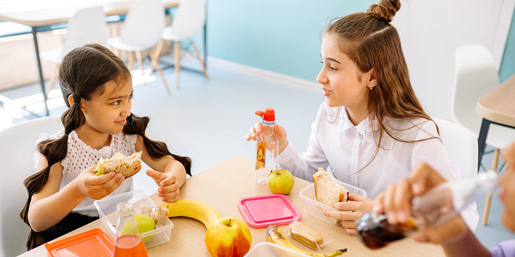 Healthy School Snacks for Kids that are Easy to Prepare
