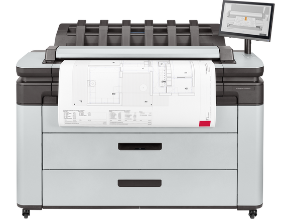 HP Designjet XL3600 - PrintSolutions