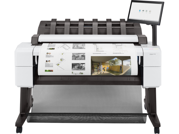HP Designjet T2600 - PrintSolutions