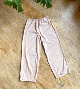90s Naturally Dyed Cotton Lounge Pant
