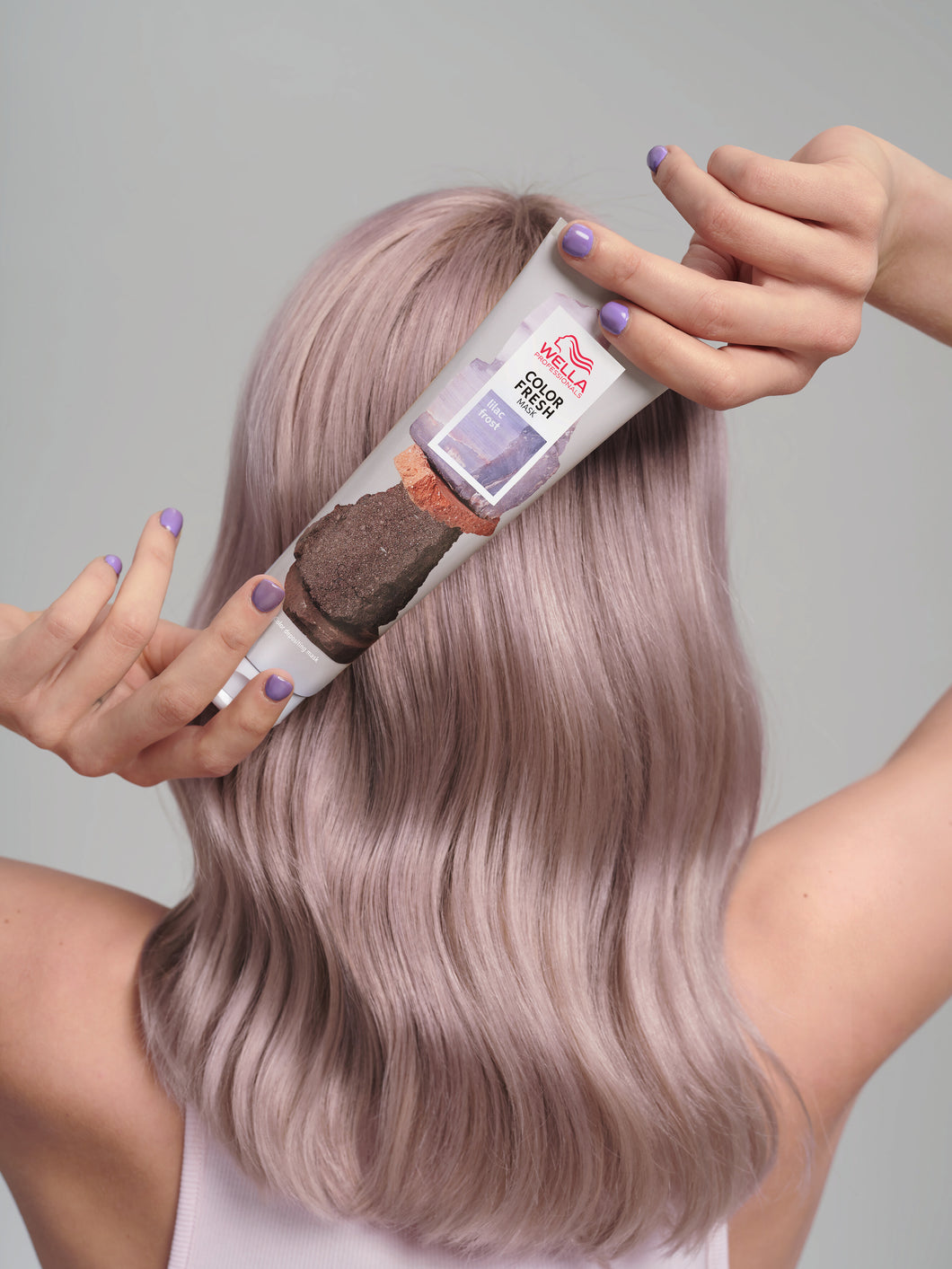 Colour Fresh Mask Lilac Frost