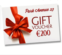 Load image into Gallery viewer, Park Avenue 23 Gift Voucher ❤