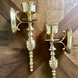 Solid Brass Wall Sconces (Set of 2)