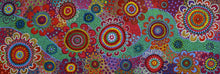 Load image into Gallery viewer, Wiradjuri River People 1 - Art Print on Canvas