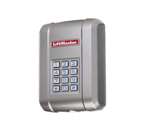 Wireless Commercial Keypad - Silver
