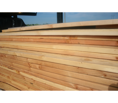Douglas Fir Rails 2 x 4 x 8'