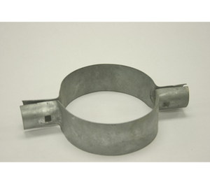 "2"" x 1-5/8"" Steel Line Rail Clamp"