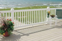 "Vinyl Spindle Railing Kit 36"" x 96"" - White"