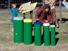Tuned Drums Outdoor Playground Instrument