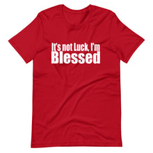 Load image into Gallery viewer, Blessed Short-Sleeve T-Shirt