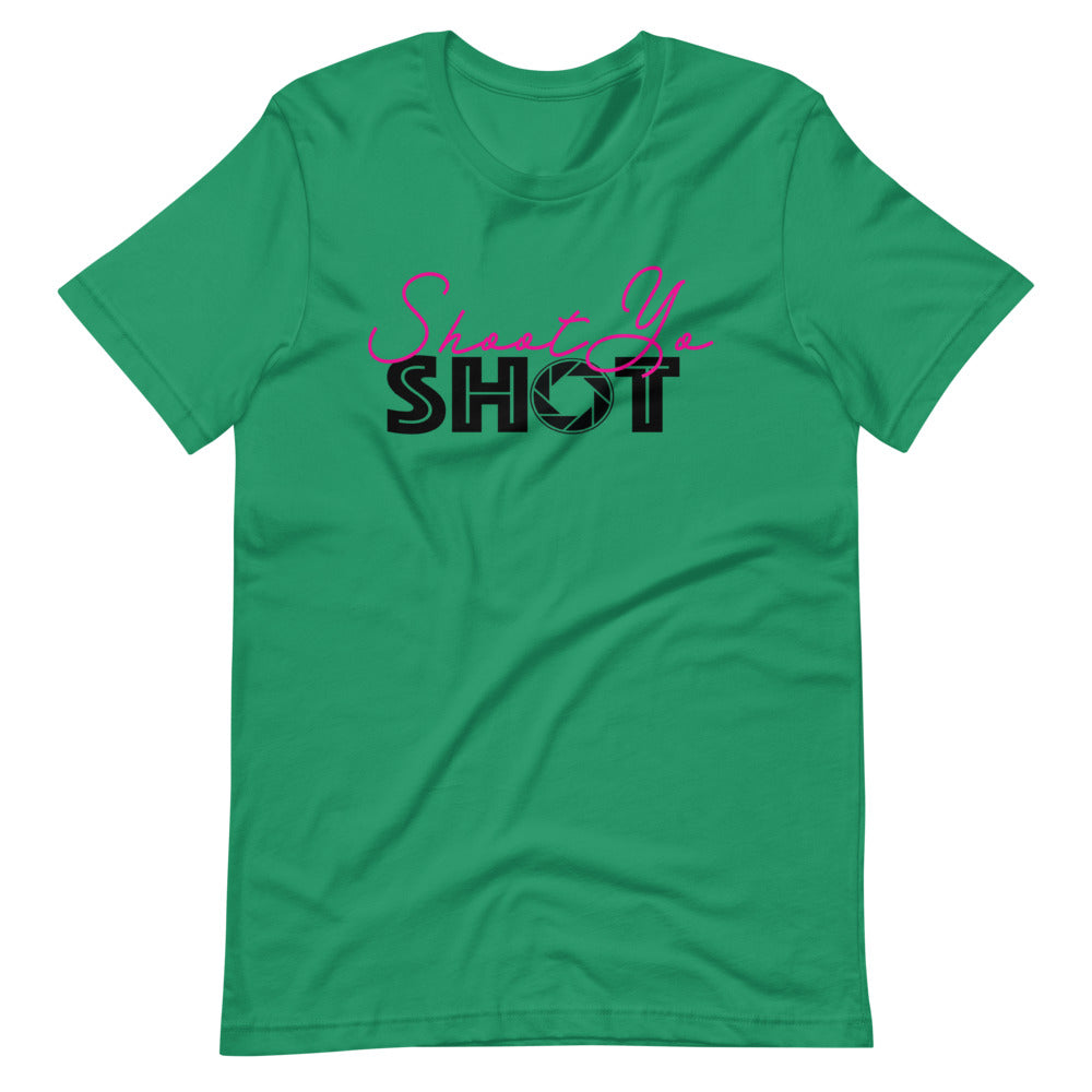 Shoot Yo Shot Short-Sleeve T-Shirt