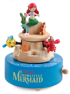 Disney | The Little Mermaid and friends