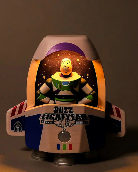 toy story buzz lightyear sensor light