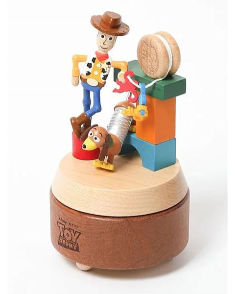 toy story slinky dog and woody