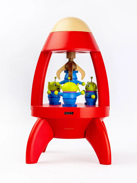 disney toy story aliens red rocket
