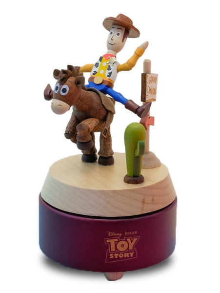 bullseye and woody